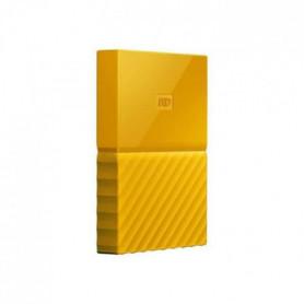 dur Externe - My Passport - 1To - USB 3.0 - Jaune