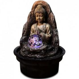 ZEN Fontaine d'intérieur bouddha