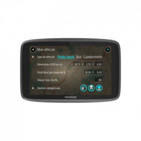 TOM TOM Gps - GO Professional 6200 Europe 49 pays