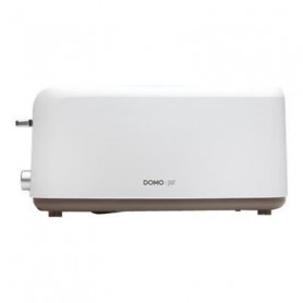 DOMO DO968T Grille-pain ? Blanc