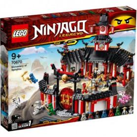 Lego 70670 Le Monastere de Spinjitzu