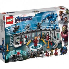 Lego 76125 Iron Man Location