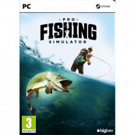 Pro Fishing Simulator Jeu PC