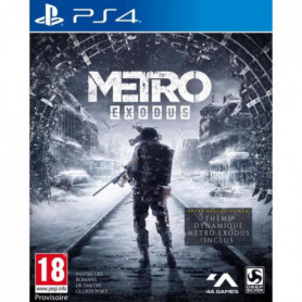Metro Exodus Jeu PS4