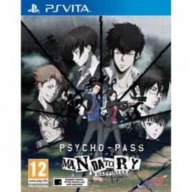 Psycho-Pass : Mandatory Hapiness Jeu PS Vita