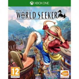One Piece World Seeker Jeu Xbox One