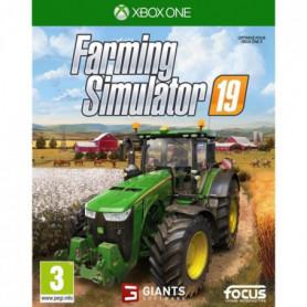 Farming Simulator 19 Jeu Xbox One