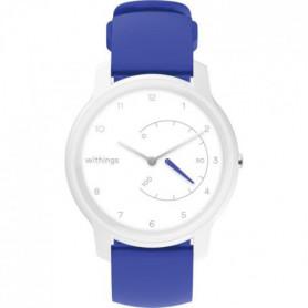 THINGS Montre Move tracker d'activité Bleu & Blanc