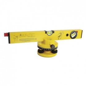 MANNESMANN Niveau a bulle laser - 400 mm