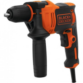 BLACK & DECKER Perceuse a percussion - 550 watts
