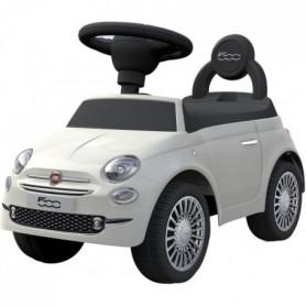 FIAT 500 Porteur sonique - Blanc