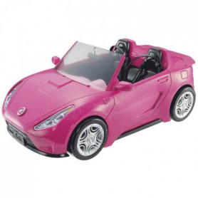 BARBIE - Cabriolet Rose