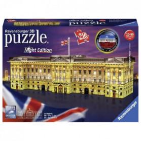 RAVENSBURGER Puzzle 3D Buckingham Palace illuminé