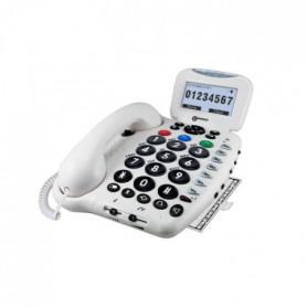 sénior multifonction avec répondeur intégré CL 555
