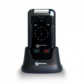 GEEMARC Téléphone portable grosses touches sénior amplifié
