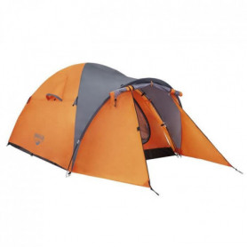 BESTWAY Tente Navajo double toét + abside 70cm