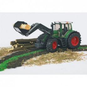 - Tracteur FENDT 936 Vario avec fourche - 44,5 cm