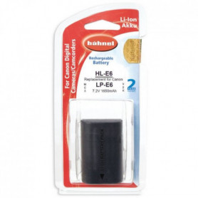 HAHNEL HLE6 Batterie li-ion conçue pour les appare