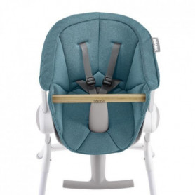 BEABA Assise chaise haute Up&Down blue