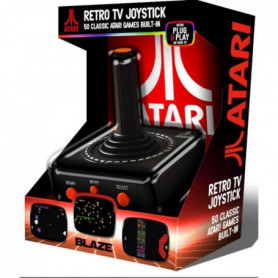 Pack Joystick Atari TV Plug & Play  + 50 jeux