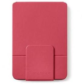 Housse KOBO Sleepcover CLARA HD - Rose/rouge