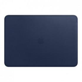 """Housse en cuir pour MacBookPro 15""""- Bleun"""