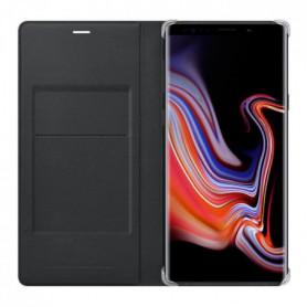 SAMSUNG Flip Wallet cuir Noir