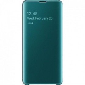 Samsung Clear View cover S10 - Vert