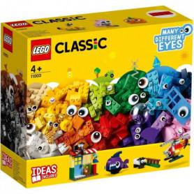 LEGO Classic 11003 La boîte de briques et d'yeux