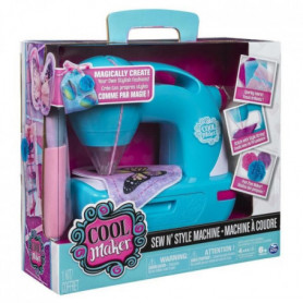 SEW COOL Machine a Coudre Enfant Spinmaster