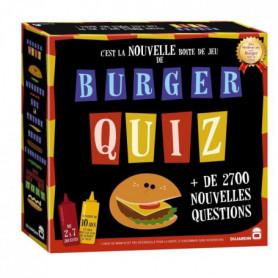 Burger Quiz - Jeu de société - DUJARDIN - Nouvelle