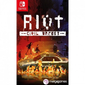 Riot - Civil Unrest Jeu Switch