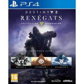 Destiny 2 Renegats Collection Légendaire Jeu PS4