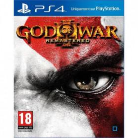 God Of War 3 Remastered Jeu PS4