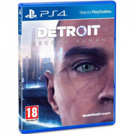 Detroit Become Human Jeu PS4