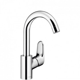 HANSGROHE Robinet mitigeur lavabo Ecos Swive - Cor