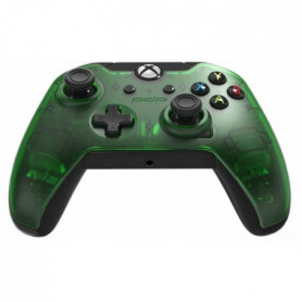 Manette PDP Afterglow Camo verte V2 pour Xbox One