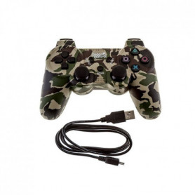 Manette Camouflage bluetooth PS3 Under Control