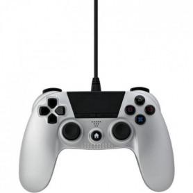 Manette filaire Argent 3m Under Control pour PS4