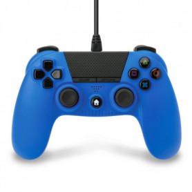 Manette Under Control filaire bleue 3m pour PS4