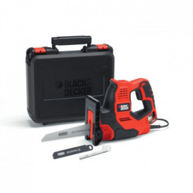 BLACK & DECKER Scie Scorpion Autoselect 500W