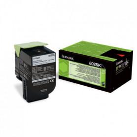 Lexmark Toner 802SK - 80C2SK0 - Noir - 2?500 pages