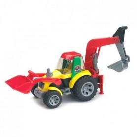 BRUDER - Tractopelle ROADMAX - 58,5 cm