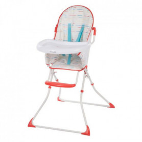 SAFETY 1ST Chaise Haute Kanji - Red Lines