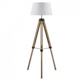 NATURE Trépied de lampadaire en bois naturel Ø65xH.144 cm
