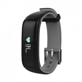 WEE'PLUG Bracelet sport connecté Bluetooth SB18 - Gris