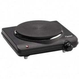 BESTRON AHP112 Plaque de cuisson posable en fonte - Noir