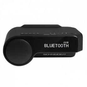 SCHNEIDER SC370ACL Maestria Radio réveil Bluetooth