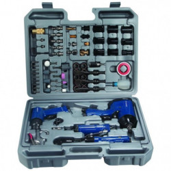 HYUNDAI Kit outils pneumatiques 71 pieces pour compresseur