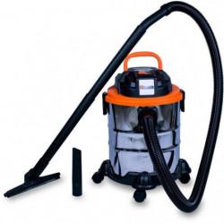 FEIDER Aspirateur - Eau et poussiere 1250 W 20 L - Cuve Inox